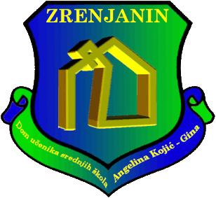 Dom Učenika Srednjih Škola Angelina Kojić-Gina Zrenjanin